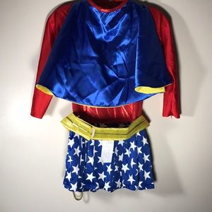 Rubie's Costumes - Wonder Woman costume girls size 8-10